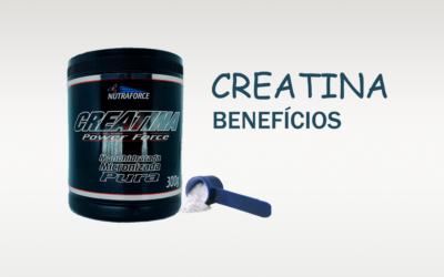 O que é a Creatina? Como tomar? Quais os benefícios?